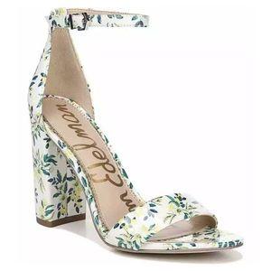 Sam Edelman Yaro Open Toe Ankle Strap Sandals